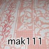 紺仁 綿麻紅梅 mak111