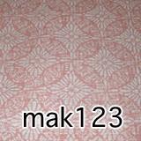 紺仁 綿麻紅梅 mak123